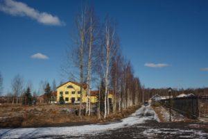 Готовые дома в поселке Коркинское