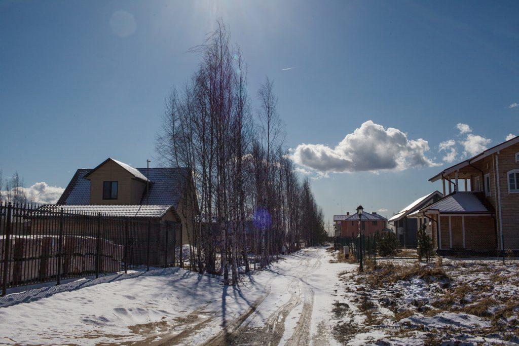 Продажа участка в Коркинское