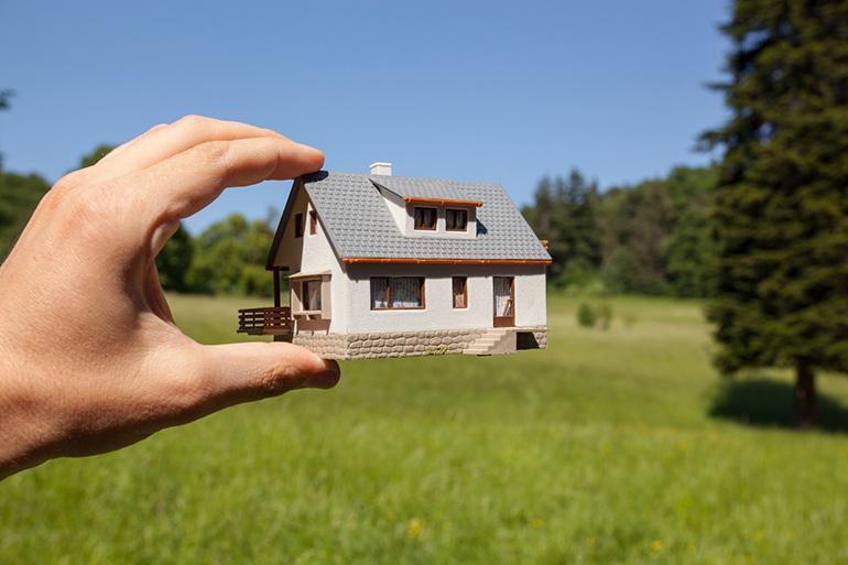 Ипотека на загородную недвижимость.