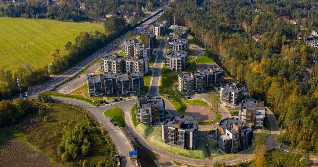 Какие бывают коттеджные поселки?