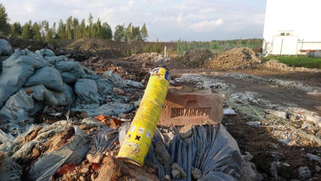 Самые загрязненные районы Ленобласти
